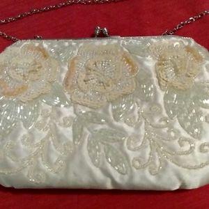 Beautiful No Name beaded handbag